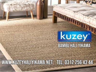 Ankara Bambu Halı Yıkama Servisi